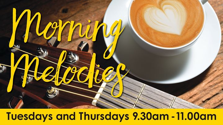 Morning Melodies at Cardiff RSL