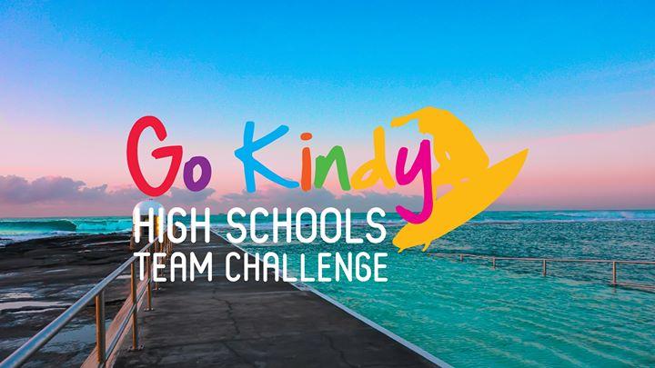 Go Kindy High Schools Team Challenge