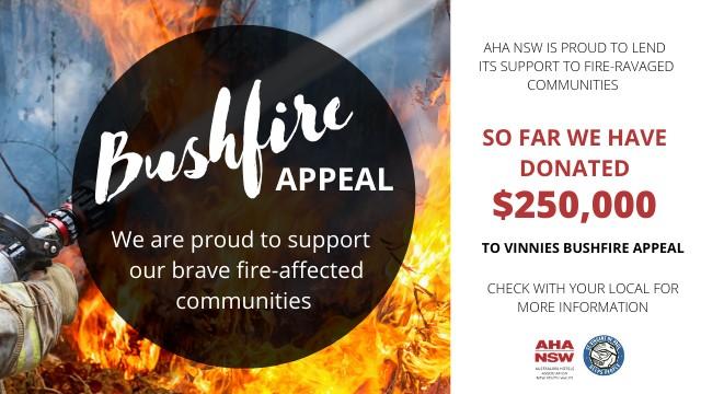 Australian Bushfire Appeal!