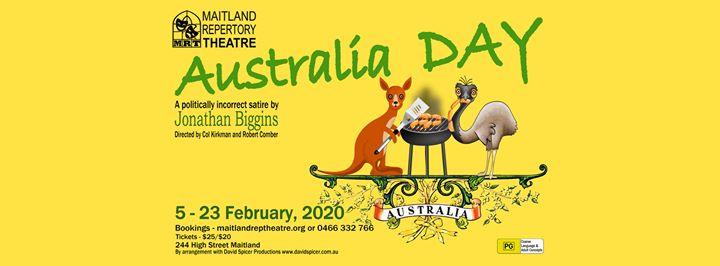 "Jonathan Biggins' ""Australia Day"""