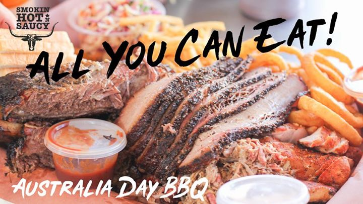 All You Can Eat Australia Day BBQ!