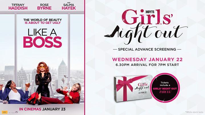 Girls' Night Out – Like A Boss