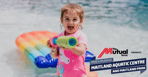 The Mutual presents Australia Day in Maitland
