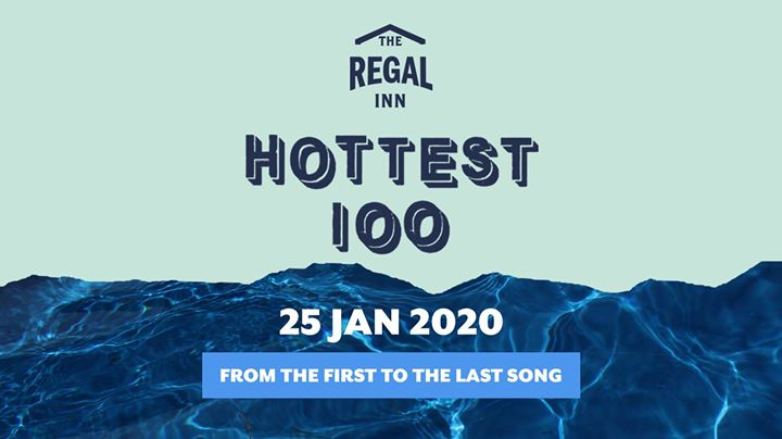 Hottest 100 Countdown at The Regal