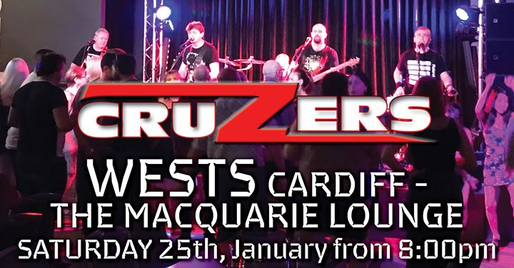 Cruzers at Wests Cardiff