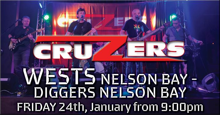Cruzers at Wests Nelson Bay Diggers