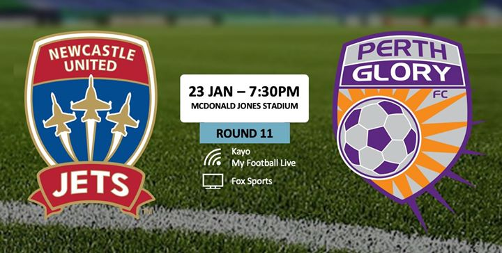 Newcastle W-Jets v Perth Glory