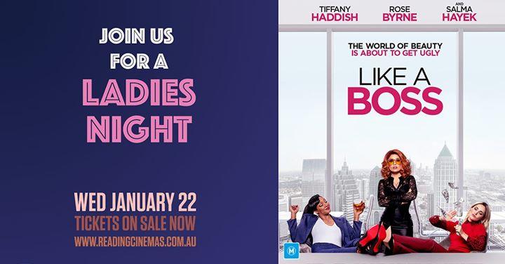 Like A Boss | Ladies Night