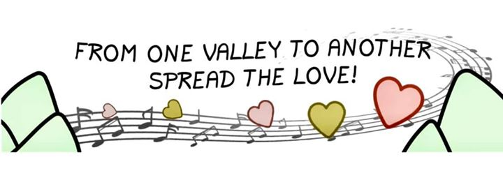 From One Valley to Another – Spread the Love at The Stag