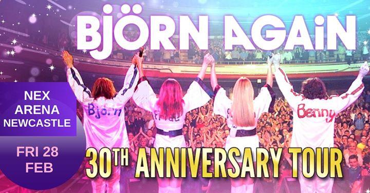 Bjorn Again 30th Anniversary Tour – Newcastle, NSW