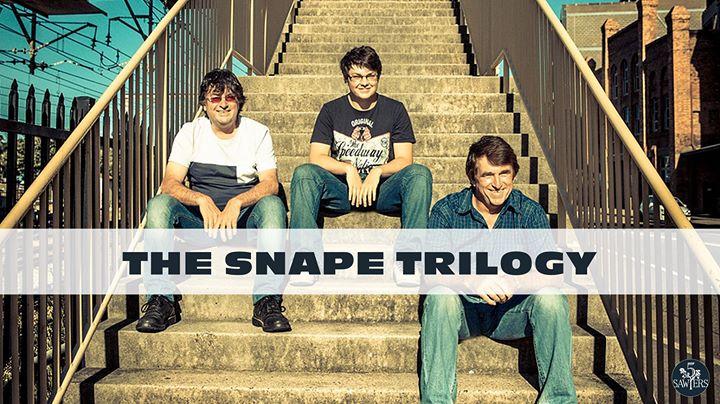 Sundays w/ The Snape Trilogy
