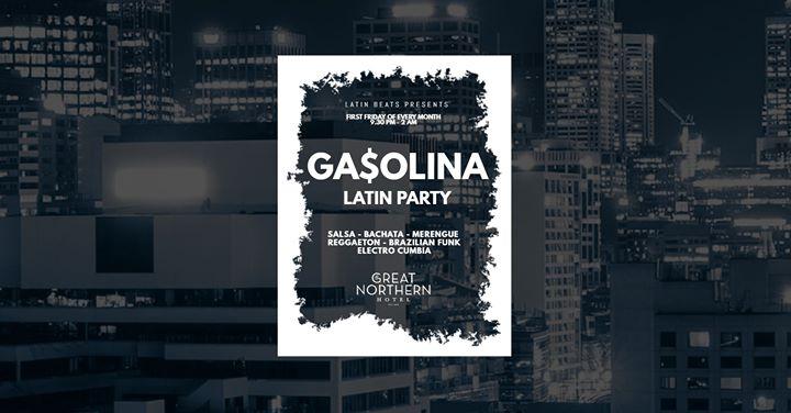 Ga$olina – Latin Party