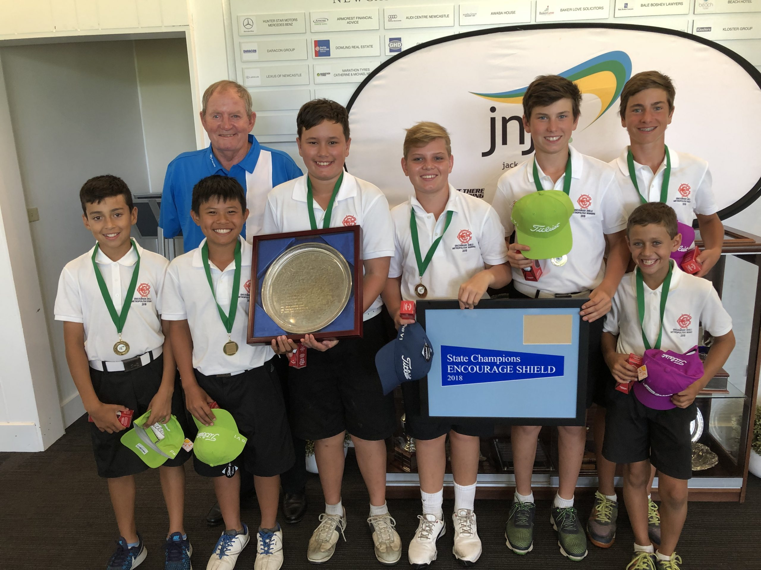 Junior Golf NSW State Final