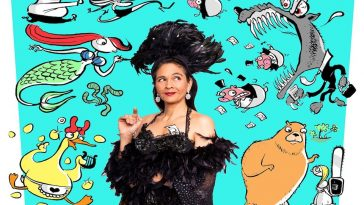 DRAWCARD: Eliane Morel's Disenchanted: A Cabaret of Twisted Fairy Tales is sure to be one of the many highlights of this year's Newcastle Fringe Festival.