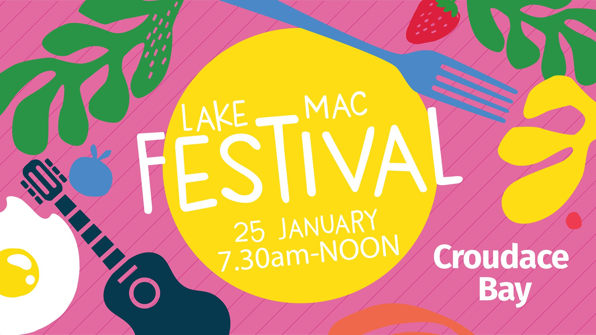LAKE MAC FESTIVAL: Croudace Bay Free Family Breakfast and Fun Day