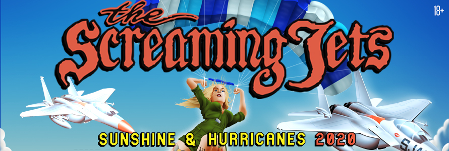 The Screaming Jets 'Sunshine and Hurricanes Tour'