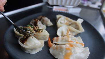 Sukimama dumpling