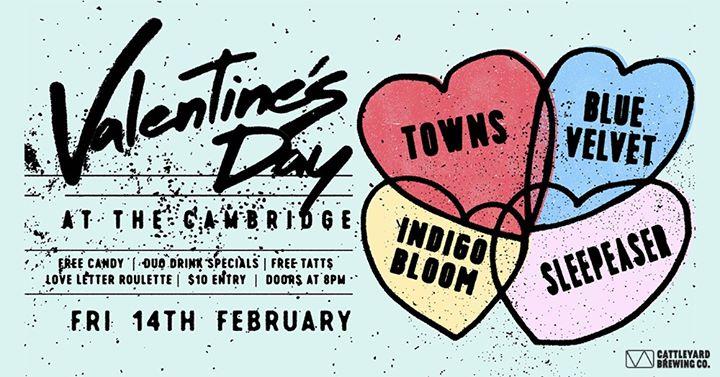 Valentine's Day at The Cambridge