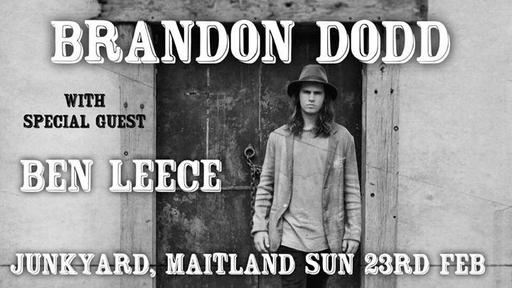 Brandon Dodd w/ Ben Leece at The Junkyard