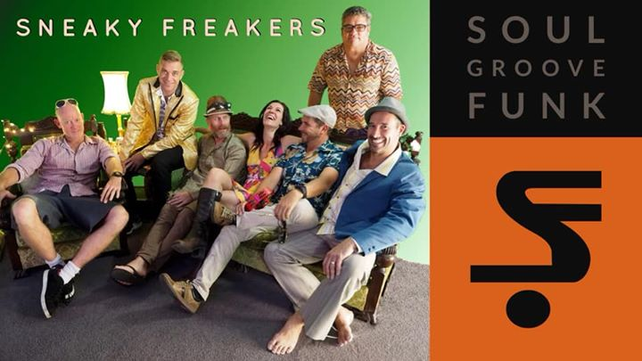 Sneaky Freakers | The Junkyard