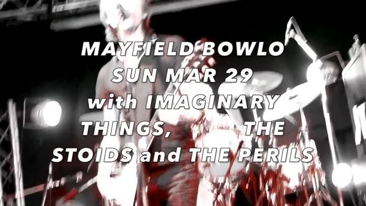 Mick Medew and the Mesmerisers at the Mayfield Bowlo.