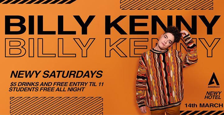 Billy Kenny (This Ain't Bristol – UK) | Newy Saturdays
