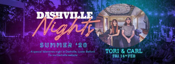 Dashville Nights featuring Tori & Carl (The Bartender)