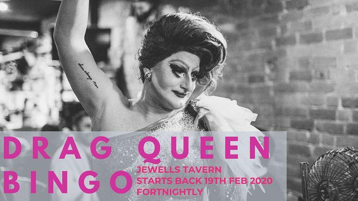 Drag Queen Bingo at Jewells Tavern