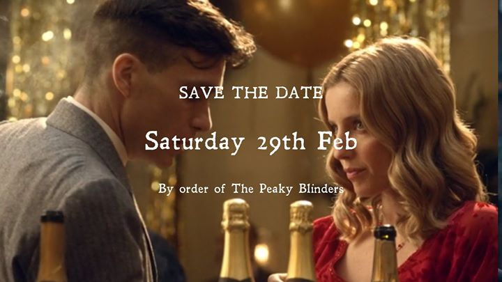 Peaky Blinders Ball at The Crown & Anchor Hotel Sat Feb 29th