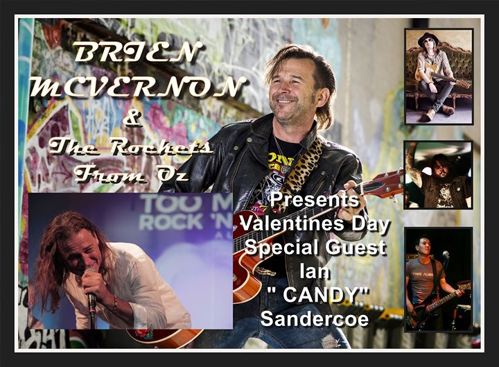 Brien & Candy – Valentines Day at The Wicko