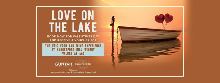 Valentines Day | Love on the Lake