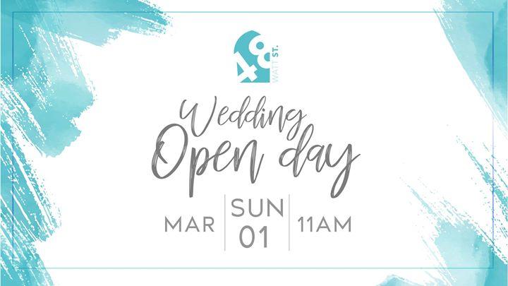 48 Watt St Wedding Open Day