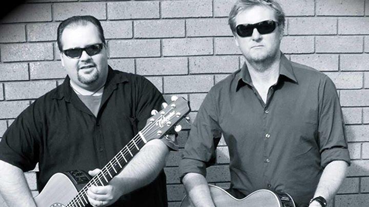 Live Music // Brazillian Brothers Duo