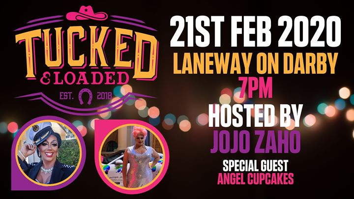 Tucked and Loaded February | Laneway on Darby