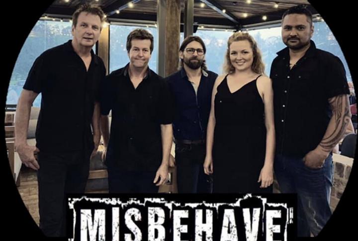 Misbehave – Live Bands