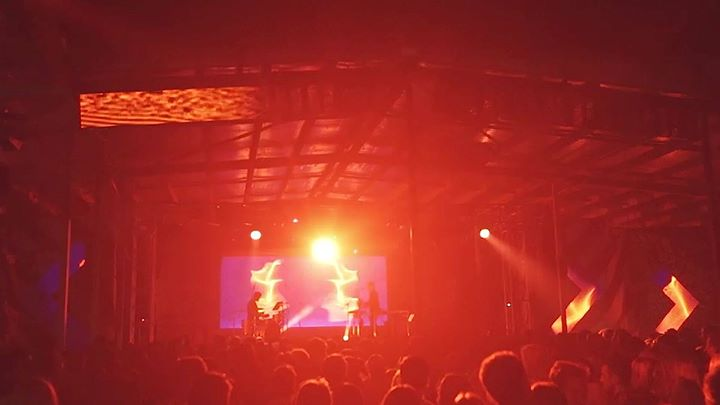 The Kite String Tangle – Newcastle – C()D3X Tour