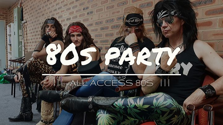 ALL ACCESS 80s – Central Leagues