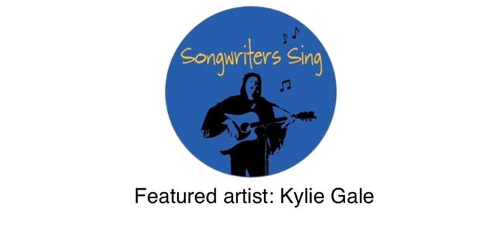 Songwriters Sing with Kylie Gale