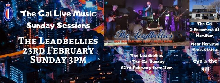 Leadbellies at The Gal Sunday Sessions 8/12