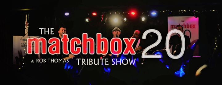 Matchbox 20 & Rob Thomas Tribute Show – Jewells Tavern Newcastle