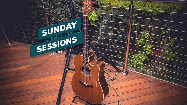 Pete McCredie // Sunday Session at Pippi's