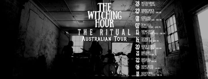 "The Ritual ""Australian Tour"""