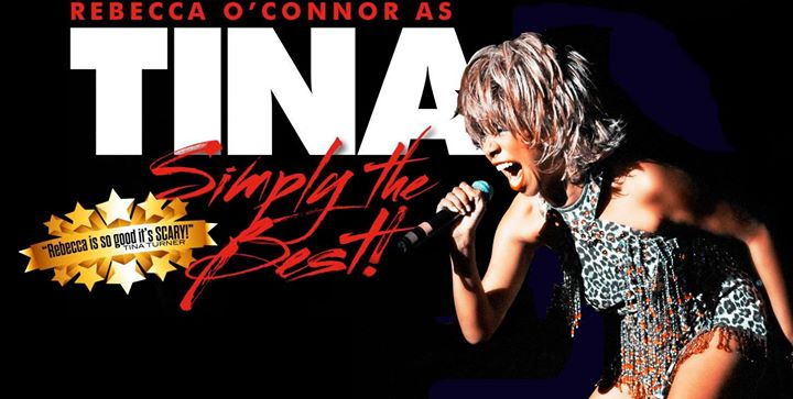 Rebecca O'Connor Simply the Best as Tina Turner