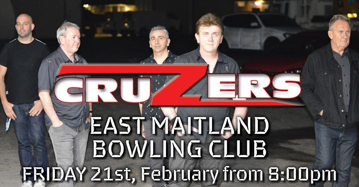 Cruzers at East Maitland Bowling Club