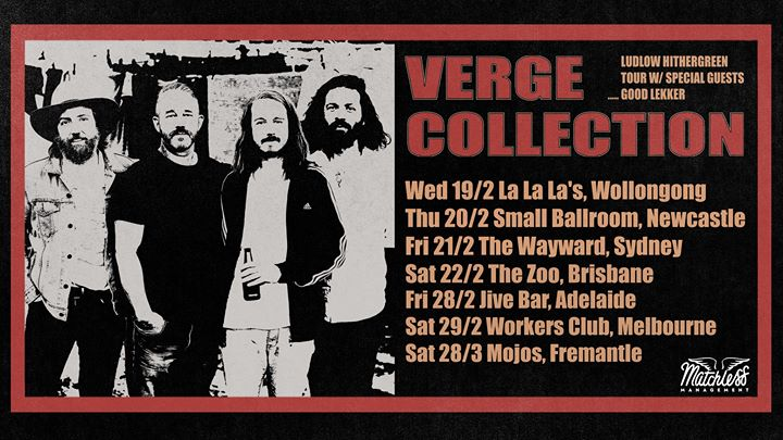 Verge Collection Newcastle 'Ludlow Hithergreen' Tour
