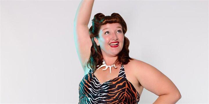 Dr Sketchy's Newcastle Presents – Teaki Hoops