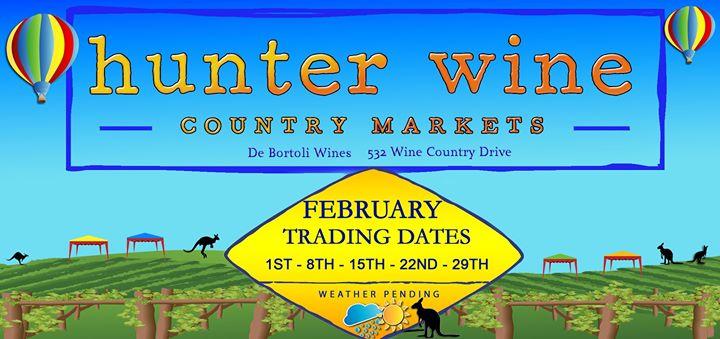 Hunter Wine Country Markets