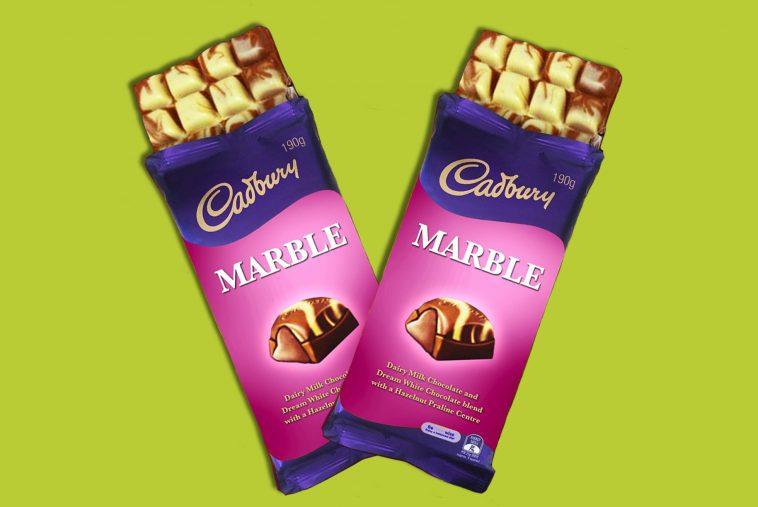 Cadbury Marble