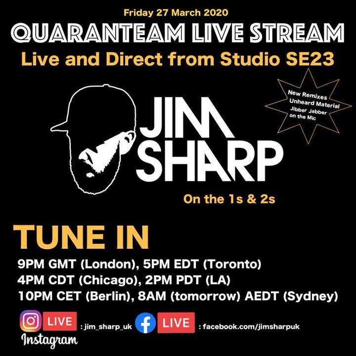 Quarateam Live Stream