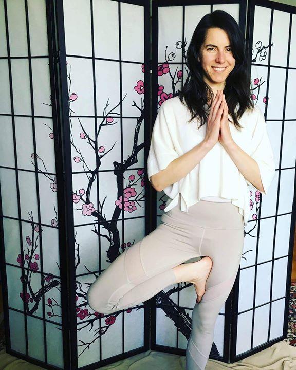 Live Stream Yoga (Saturdays)